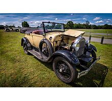 1928 Ford Model A  Photographic Print