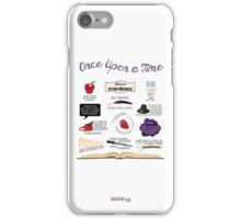 Once Upon a Time Quotes iPhone Case/Skin