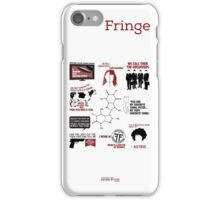 Fringe Quotes iPhone Case/Skin