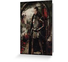 Camelot Set - Charming Greeting Card