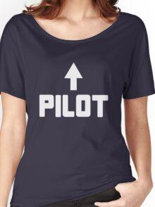 I'm the pilot geek funny nerd Women's Relaxed Fit T-Shirt