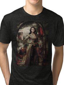 Camelot - Snow Tri-blend T-Shirt