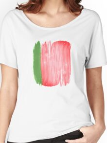 Portugal Flag portuguese Women's Relaxed Fit T-Shirt