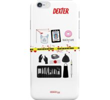 Dexter Morgan VS the Dark Passenger iPhone Case/Skin