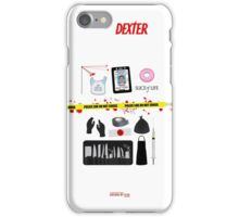Dexter Morgan VS the Dark Passenger iPhone Case/Skin
