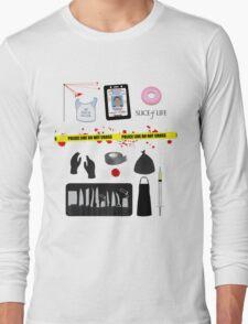 Dexter Morgan VS the Dark Passenger Long Sleeve T-Shirt