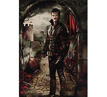 Camelot Set - Captain Hook Photographic Print