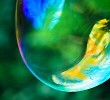 Bubble 5 by Melaney Wolf Photography