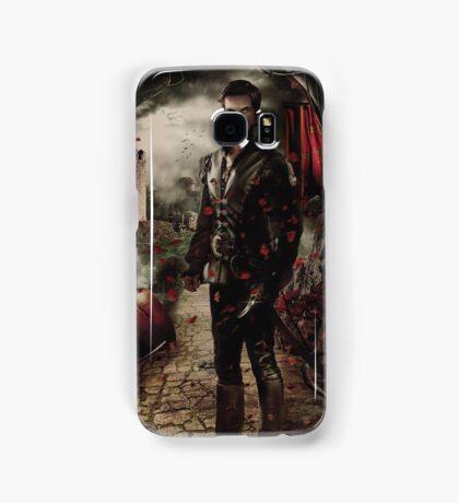 Camelot Set - Captain Hook Samsung Galaxy Case/Skin