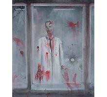 Doc Zombie Photographic Print