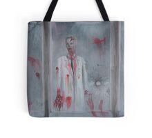 Doc Zombie Tote Bag