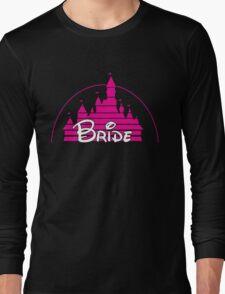 Pink Bride Long Sleeve T-Shirt