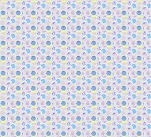 Dots  Pattern - JUSTART © by JUSTART