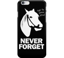 NEVER FORGET - Artax and the Swamps of Sadness iPhone Case/Skin