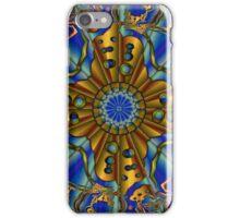 Gilded Brocade iPhone Case/Skin