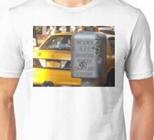 W.S.N.Y N.Y.C Drinking Water Sampling Station Unisex T-Shirt