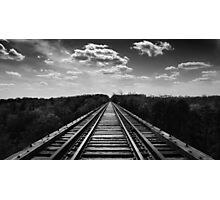 The Stand By Me Bridge Photographic Print