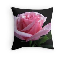 Simplistic Beauty Featured Photo Throw Pillow