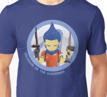 Salvador as the Guzerker Unisex T-Shirt