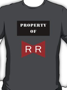 Property of Red Ribbon Army 2 T-Shirt