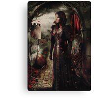 Camelot - Zelena Canvas Print