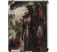 Camelot - Zelena iPad Case/Skin