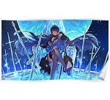 Akame ga kill, Red Eyes Sword - Esdeath Poster