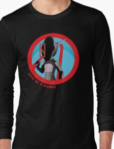 Zero As A Number Long Sleeve T-Shirt