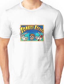 Zonkey Escape 3 stars Unisex T-Shirt