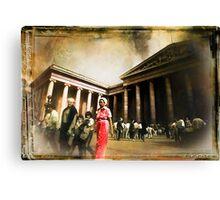 Culture Vultures Canvas Print