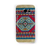 """Latvian Pillow - RED""© Samsung Galaxy Case/Skin"