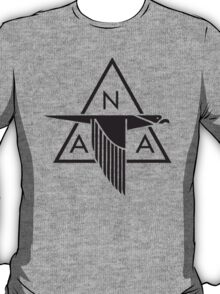 North American Aviation Logo (Black) T-Shirt