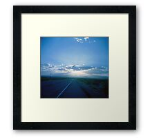 New Mexico Dream Escape 1 Framed Print