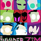 Invader Zim Collection by Adam Grey