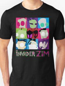 Invader Zim Collection Unisex T-Shirt