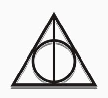 Deathly Hallows by TonyLucazzy