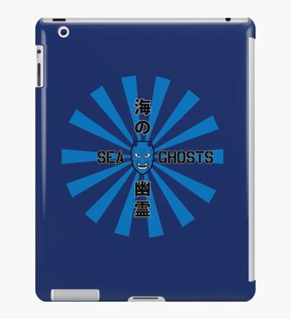 Sea Ghosts Squadron Logo iPad Case/Skin