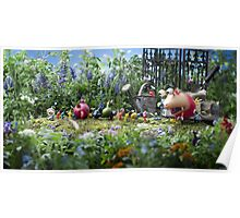 Pikmin 3 Poster