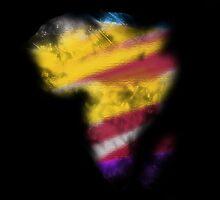 Africa by Shaun D'Souza
