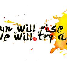 and we will try again (font 2) by thecrazyones