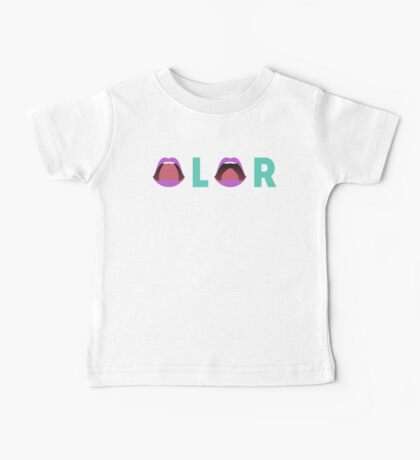 Colorful English Lessons 2.0 Baby Tee