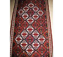 Anatolia Kilim Photographic Print