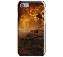 Everything has an end iPhone Case/Skin