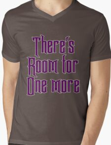 Room for one more Mens V-Neck T-Shirt