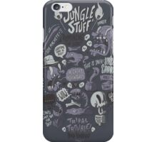 Tribal Trouble iPhone Case/Skin