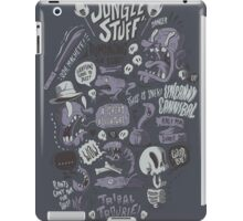 Tribal Trouble iPad Case/Skin