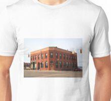 Munising, Michigan - City Hall Unisex T-Shirt