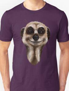 Meerkat face T-Shirt
