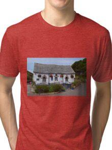 Boscastle tea room  Tri-blend T-Shirt