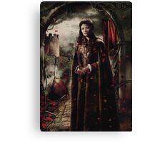 Camelot - Belle Canvas Print